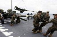 Из Японии выведут 9 тысяч американских военных