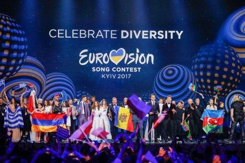 """Рахункова палата виявила порушення у фінансуванні """"Євробачення-2017"""""""