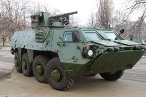 У Харкові виготовили новий варіант БТР-4