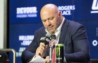 Глава UFC різко розкритикував організаторів кулачних боїв