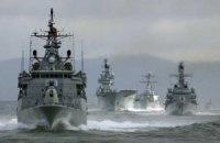 В Черном море начались совместные с НАТО учения Sea Breeze-2014