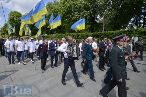 На охорону мітингів 9 травня відправлять 12,5 тис. поліцейських