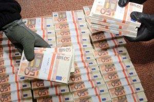 Испанские полицейские украли миллион евро