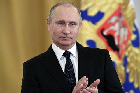 Путин объявил об испытаниях новой ракеты с ядерным двигателем