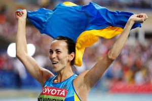 Мельниченко визнали спортсменкою року