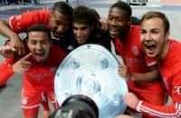 """""""Баварія"""" виграла Бундеслігу за 7 турів до фінішу"""