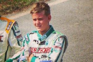 Син Шумахера потрапив в аварію на тестах