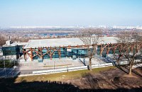 Суд наложил арест на вертолетную площадку Януковича в Киеве