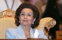 Жена Мубарака отдала государству все сбережения и собственность