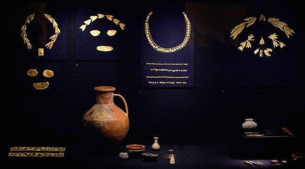 Тут і далі: Виставка «Крим: золото і таємниці Чорного моря» в голандському музеї