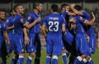 Отбор на Евро-2016: Пелле выручил Италию на Мальте