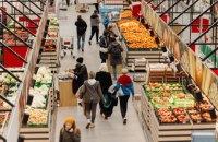Річна інфляція в Україні другий місяць підряд перевищила 10%