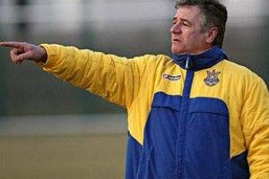 Тренер сборной Украины: это просто была несчастливая пятница