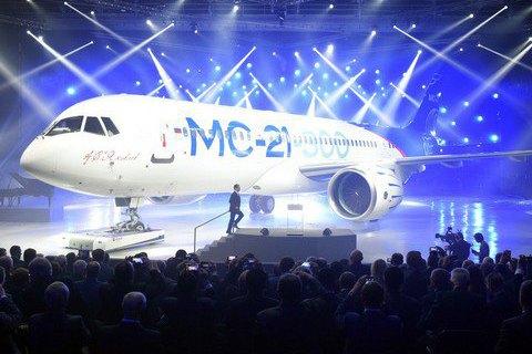 Россия отложила производство'конкурента Boeing из-за американских санкций