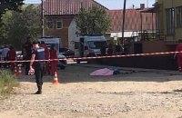 Двоє людей загинули через вибух гранати в передмісті Івано-Франківська