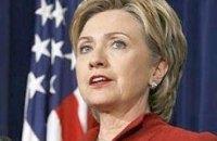 Клинтон: США не разместят ПРО в Грузии