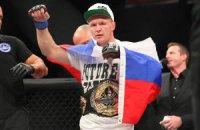 Российский боец ММА попался на допинге