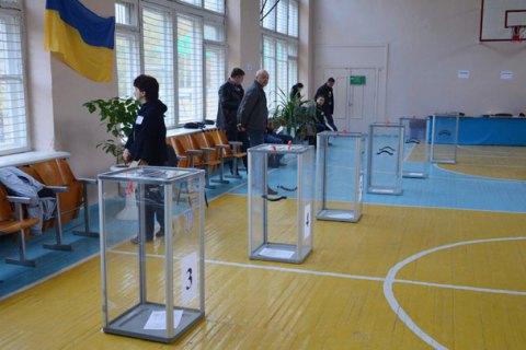 ЦИК выделил более 40 млн гривен на второй тур выборов 15 ноября