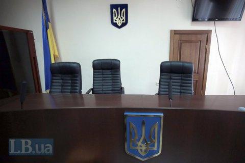 Вища рада правосуддя не дозволила заарештувати голову суду, підозрюваного у хабарництві