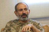 """Пашинян підтвердив застосування російських """"Іскандерів"""" у Нагірному Карабаху, але назвав їх неефективними"""