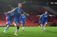 """""""Евертон"""" вирвав нічию у """"Манчестера Юнайтед"""", забивши третій гол на 90+6 хвилині"""