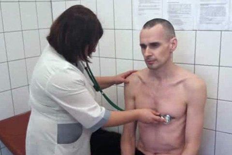 Адвокат зустрінеться з Сенцовим тільки наприкінці листопада, - Денисова