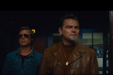 """""""Одного разу в Голлівуді"""" став найкасовішим фільмом Тарантіно за перший вікенд"""