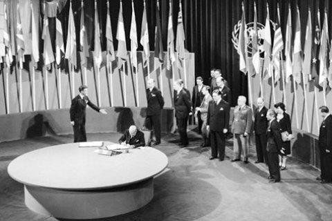 75 років після війни. Статут ООН: жодних ілюзій