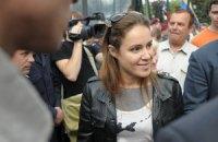 За свободу для Тимошенко подписались 10 тыс. человек