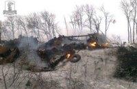 Террористы захватили Логвиново и вплотную подошли к Дебальцево - волонтер
