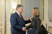 Порошенко: Украина введет санкции против организаторов выборов президента РФ в Крыму