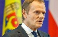 Туск сподівається, що Кемерон підтримає збереження Британії у складі ЄС