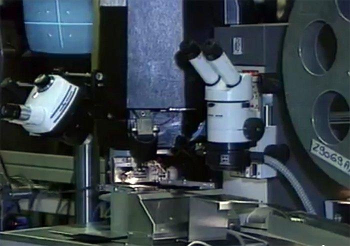 Компания Gemplus – мировой лидер в производстве интегральных схем для карт памяти, 1992 г.
