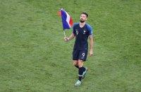 Основной нападающий сборной Франции не нанес ни одного удара в створ за весь ЧМ-2018