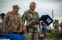 """Батальон """"Донбасс-Украина"""" Вооруженных сил принял военную присягу"""