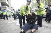 Полиция Лондона задержала 9 предполагаемых террористов