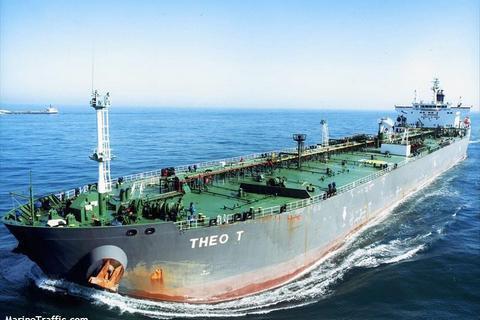 США отправили в Европу первый танкер с нефтью