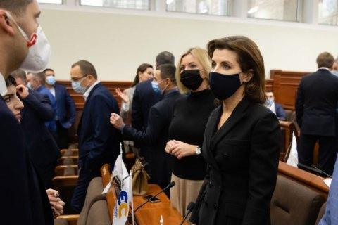 Выявленные благодаря аудиту бюджета 400 млн грн позволят больницам пережить межбюджетный период, - Марина Порошенко