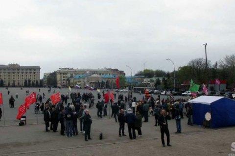У Харкові чотирьох антимайданівців суд відправив за ґрати