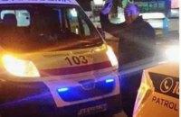 В Киеве четыре экипажа полиции усмиряли подравшихся пассажиров троллейбуса