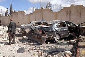 В Сирии войска Ассада обстреляли город Хама после столкновений с повстанцами