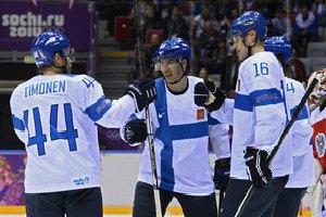 Селянне і Ягр відзначилися в першому турі олімпійського хокейного турніру