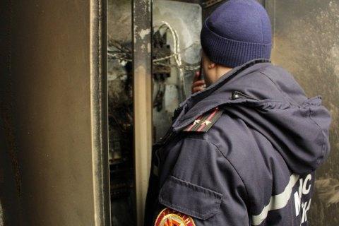 На Тернопільській області через пожежу в лікарні евакуювали понад сотню людей