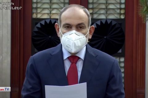 Мыдостигли критической ситуации ишагаем поаду— премьер  Армении