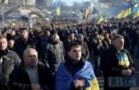 На Майдане люди теряют сознание и замечены провокаторы