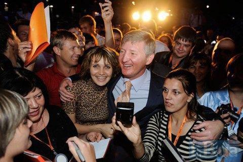 Ахметов піднявся на 111 позицій у світовому рейтингу мільярдерів