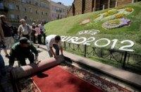 Украина покажет себя хозяйкой Евро-2012
