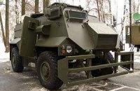 """""""Укроборонпром"""": англійські Saxon не поступаються БТР-80 (оновлено)"""