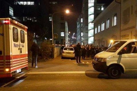 Поліція знайшла тіло чоловіка, що відкрив стрілянину в Цюриху