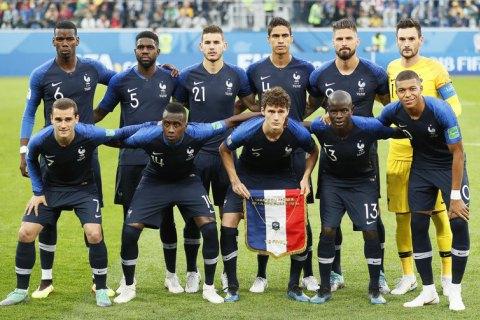 Сборная Франции вышла в финал ЧМ-2018 (обновлено)